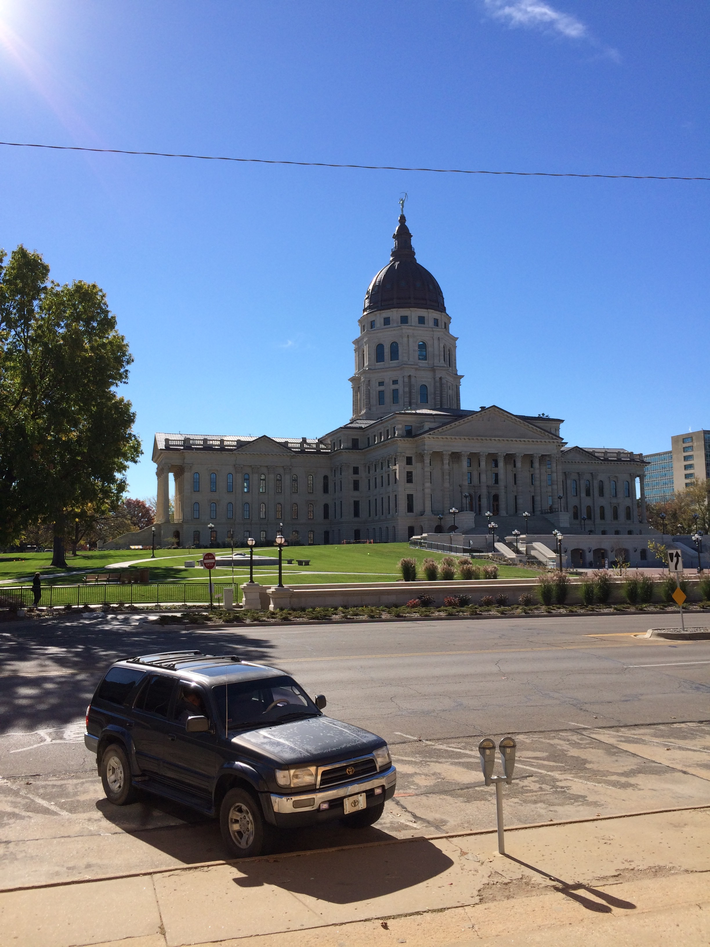 Kansas Lawmakers Vote To Expand Conceal Carry - John Celock ...